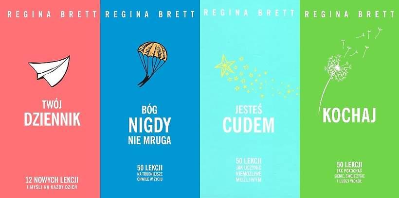 Książki Regina Brett