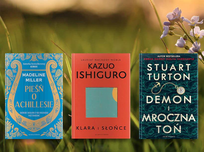 Książki wydawnictwo Albatros