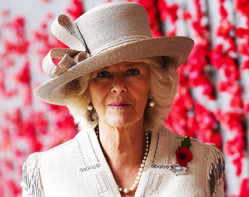Księżna Camilla, Camilla Parker Bowles