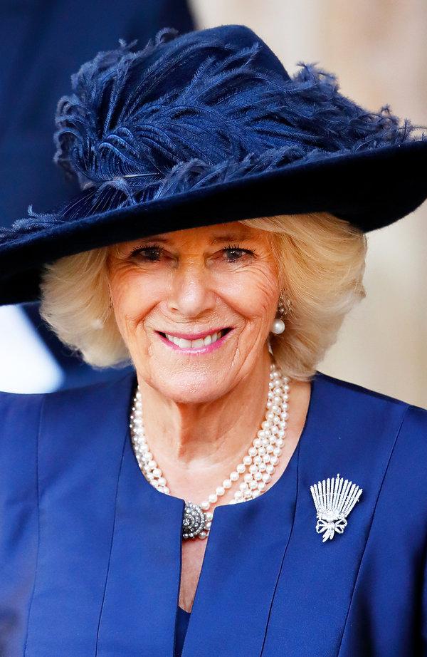 Księżna Camilla, Camilla Parker Bowles, księżna Kamila