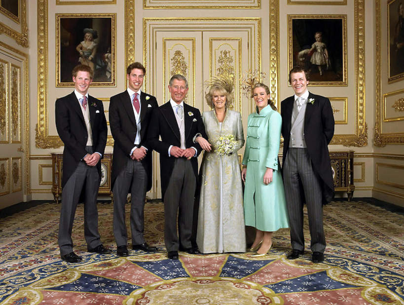 księżna Camilla córka