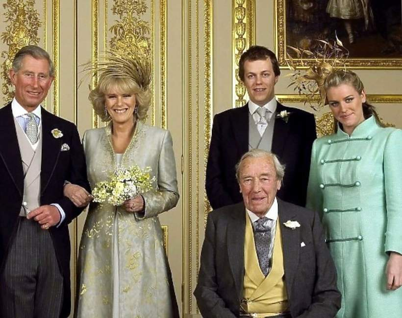 Księżna Camilla dzieci, Camilla Parker Bowles dzieci
