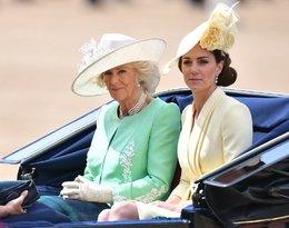 Księżna Camilla i księżna Kate