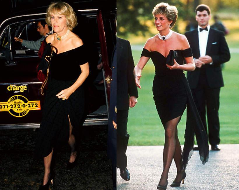 księżna Camilla jak księżna Diana