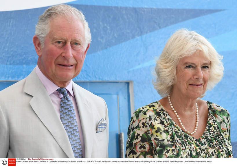 księżna Camilla, książę Karol, 2019