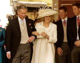 Księżna Camilla, książę William, Camilla i William