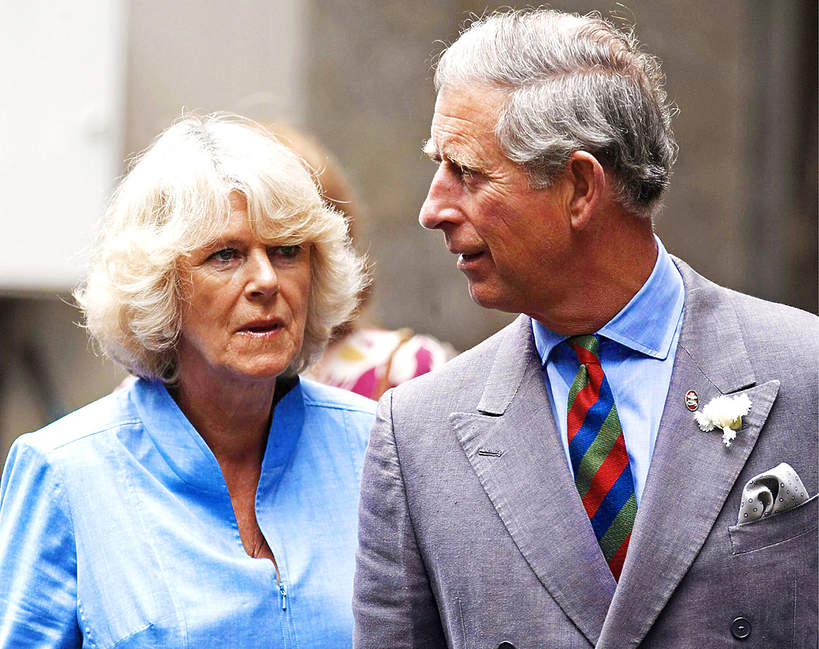 księżna Camilla, książęKarol