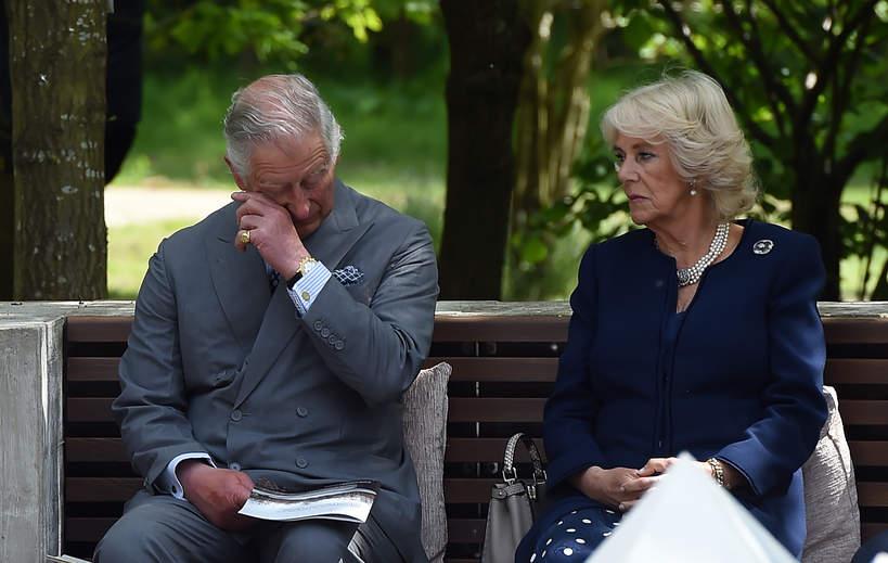księżna Camilla, książęKarol rozstanie