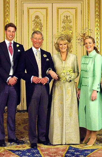 Księżna Camilla, książęKarol, ślub księcia Karola