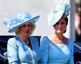"""""""Jest snobką, nie zamierzała żyć w cieniu innej"""".Księżna Camilla nie znosi księżnej Kate?!"""