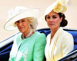 Chaos i awantury. Między księżną Camillą i księżną Kate doszło do ostrej wymiany zdań
