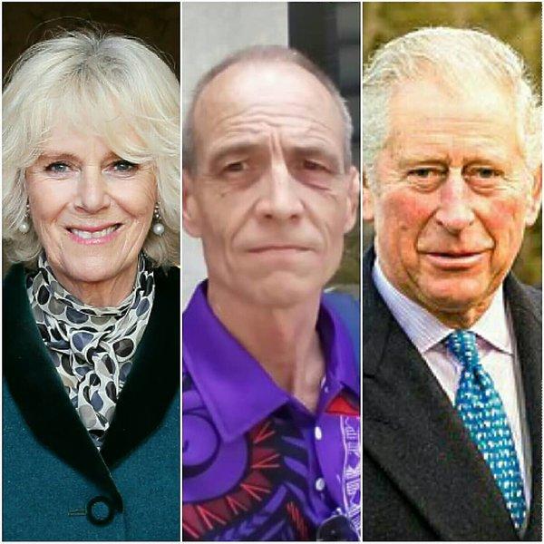 Księżna Camilla, Simon Dorante-Day, książę Karol