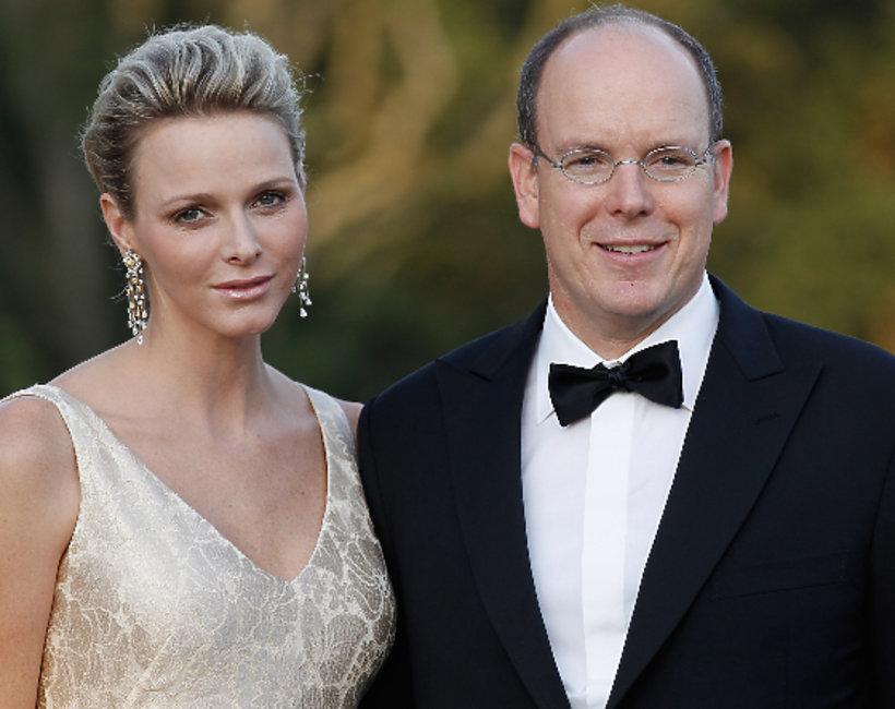 Księżna Charlene, książę Albert romanse