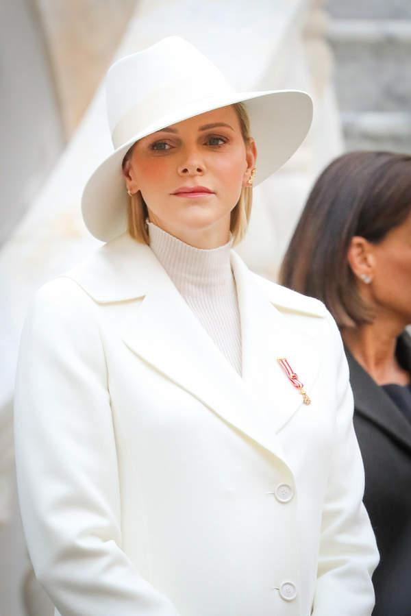 księżna Charlene, księżna Monako