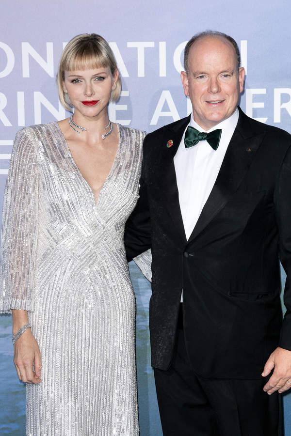 księżna Charlene, księżna Monako, książę Albert