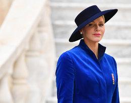 """""""Cóż, czasem po prostu trudno się uśmiechać"""". Księżna Charlene w szczerym wywiadzie"""