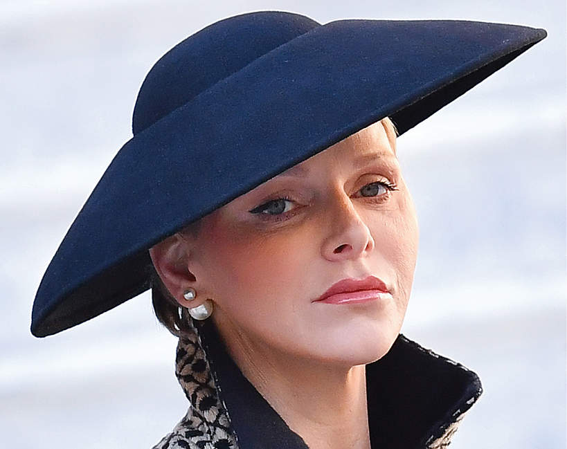 Księżna Charlene z Monako