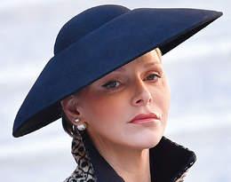 Żona księcia Alberta, Charleneogoliła głowę! Co się stało?