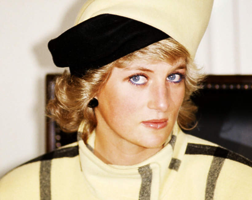 księżna Diana, 1987 rok