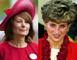 Tego nikt się nie spodziewał. Mama księżnej Kate w potworny sposób obraziła księżną Dianę!