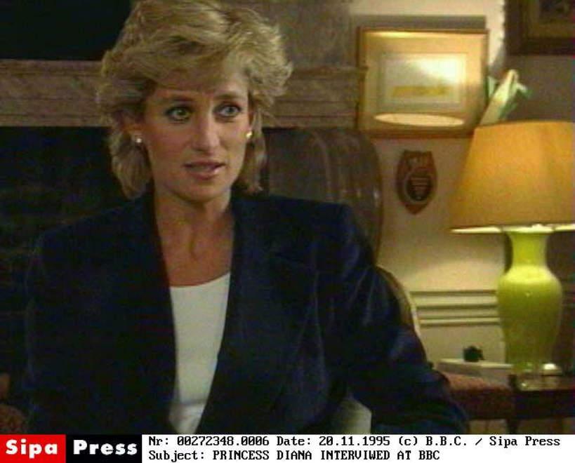 Księżna Diana, Diana Spencer, wywiad BBC