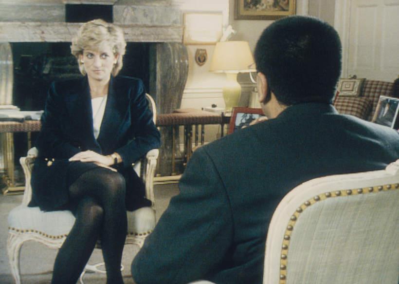 Księżna Diana, Diana Spencer, wywiad Diany