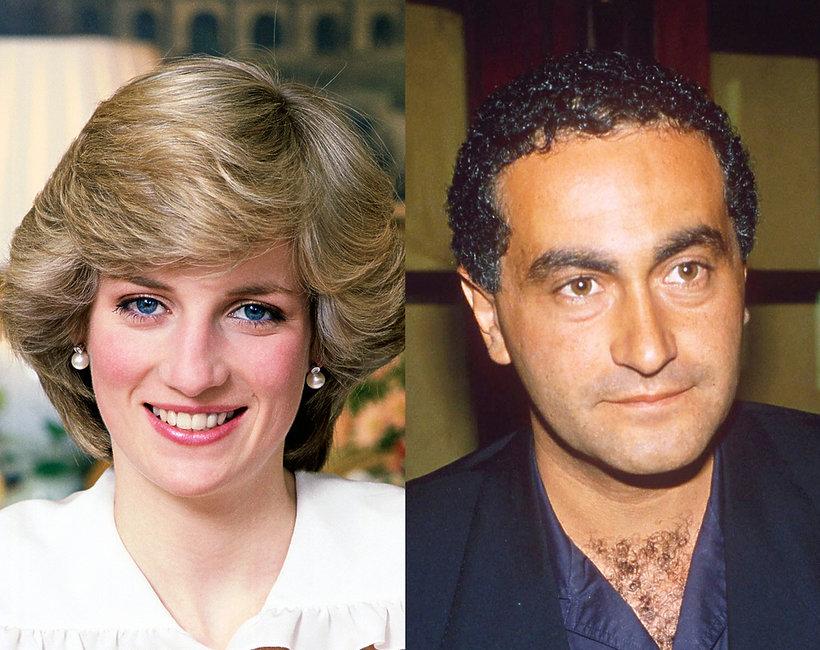 Księżna Diana, Dodi Al-Fayed