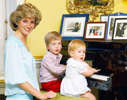 """""""Księżna Diana byłaby koszmarną babcią"""". Książę William swoim wyznaniemzaskoczyłAnglików"""