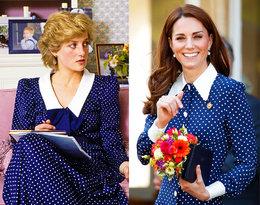 Kate po raz kolejny oddała hołd księżnej Dianie swoim strojem