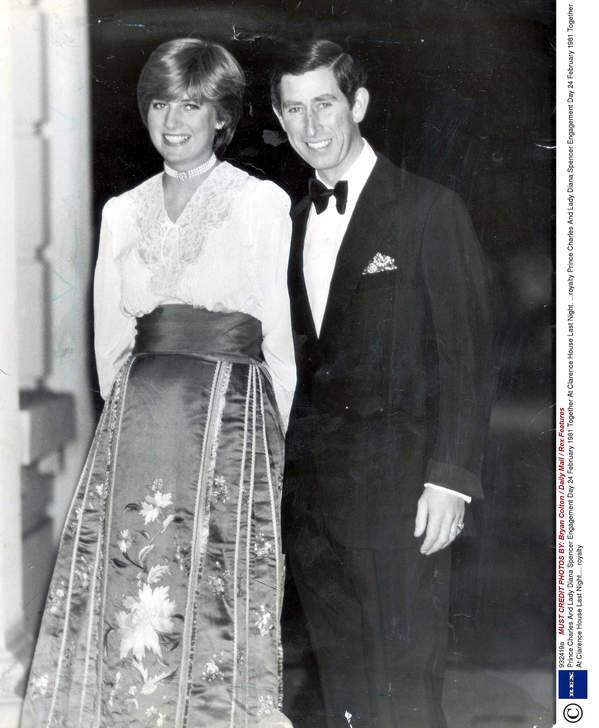 Księżna Diana, Książę Karol, 1981 rok