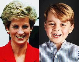 Łączy ich coś więcej niż geny. Co książę George odziedziczył po księżnej Dianie?