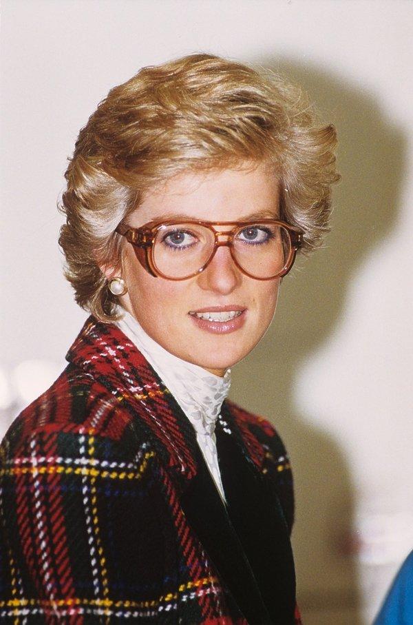 księżna Diana, luty 1990 rok