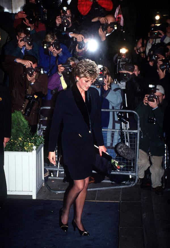 Księżna Diana media