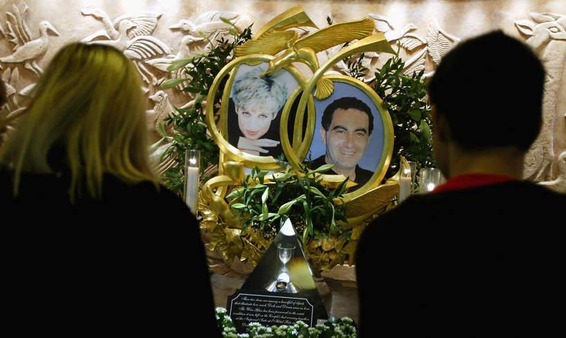 księżna Diana pogrzeb