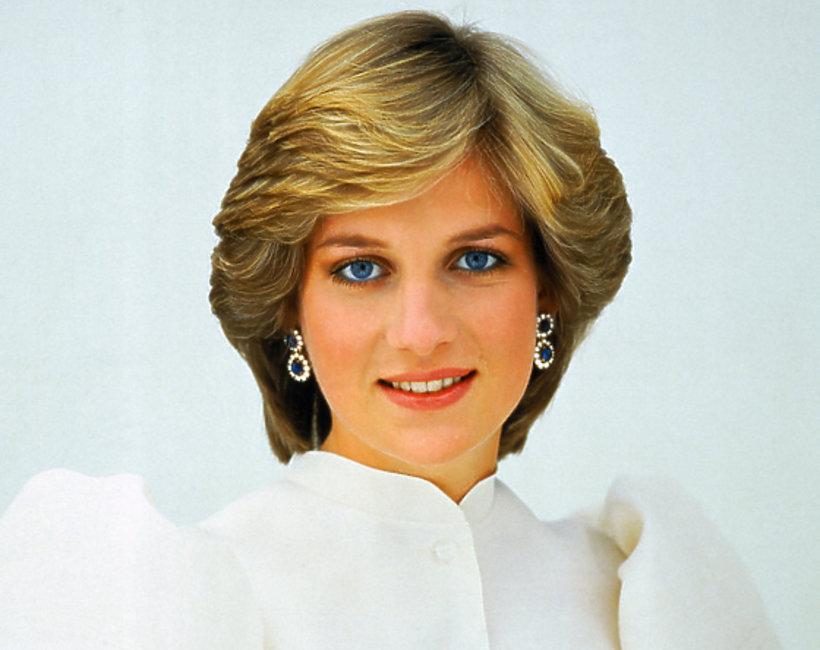 Księżna Diana portret