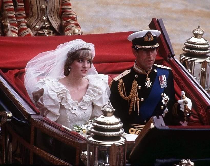księżna Diana ślub