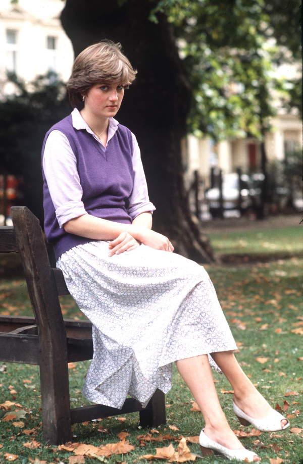 Księżna Diana Spencer 1980 rok