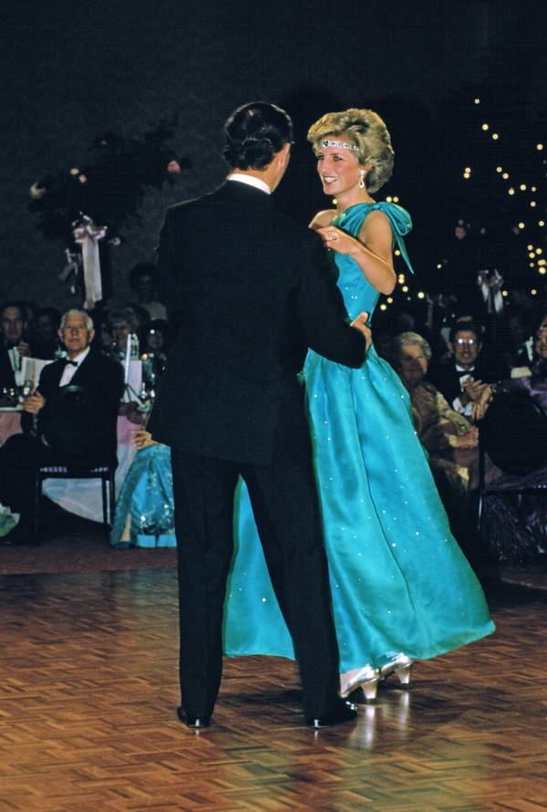 Księżna Diana taniec