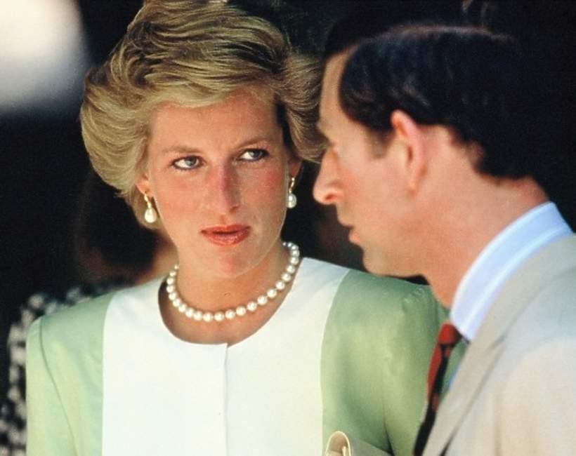 Księżna Diana w ciąży