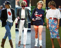 Ubierz się jak księżna Diana! Znana marka stworzyła kolekcję inspirowaną stylem Lady Di