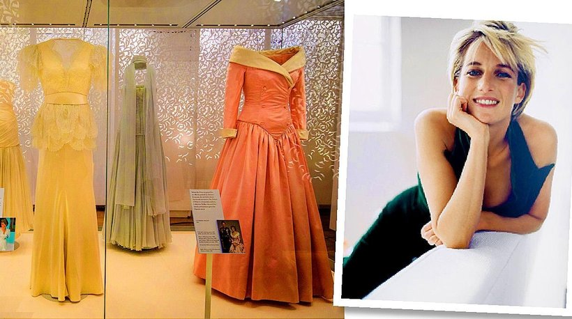 Księżna Diana wystawa