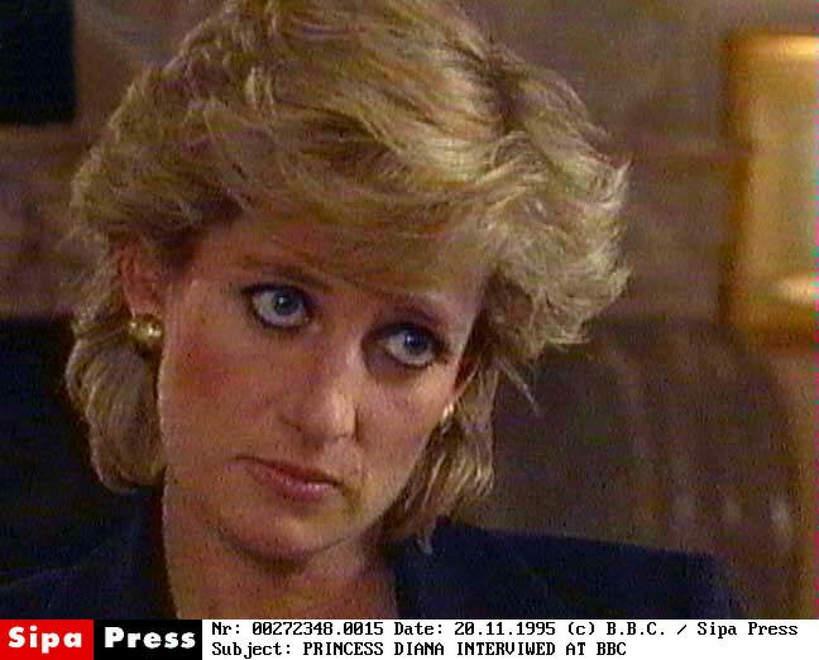 księżna Diana wywiad BBC