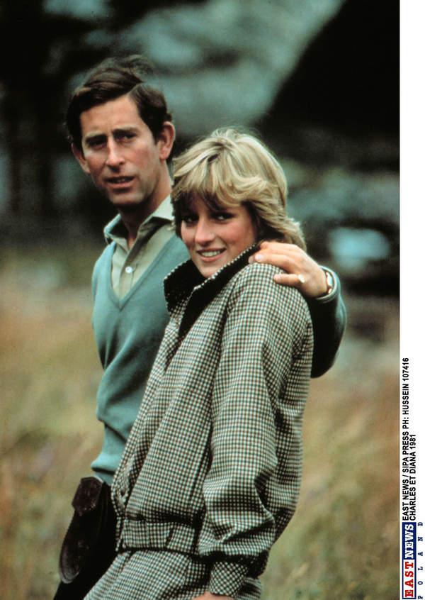 księżna Diana z Karolem