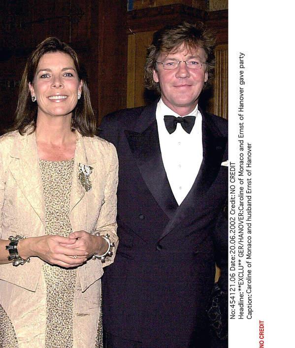 Księżna Karolina i Książę Ernest.jpeg