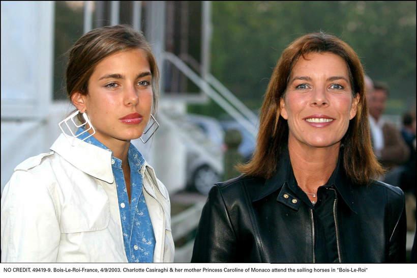 Księżna Karolina z córką Charlotte .jpeg