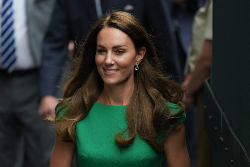 księżna Kate, 2021