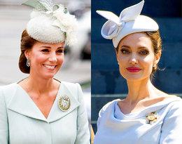 Angelina Jolie zwierzyła się księżnej Kate z osobistych przeżyć...