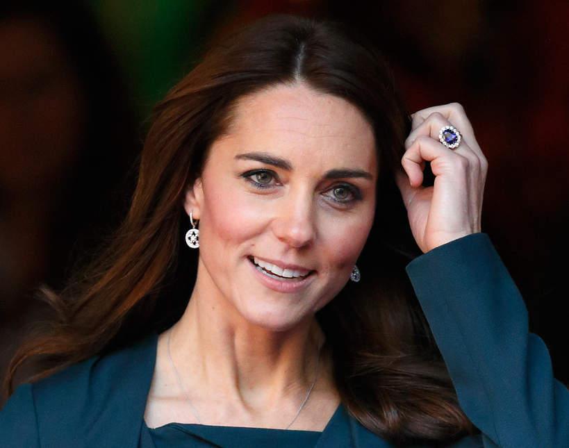 księżna Kate biżuteria