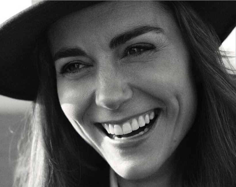 Księżna Kate dla Vogue