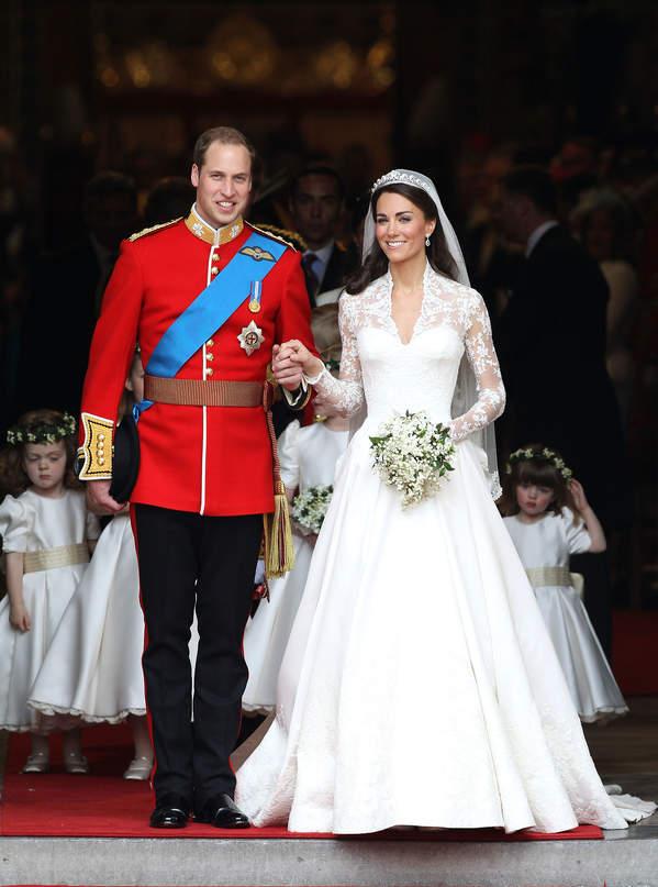 Księżna Kate i książę William - jak będą świętować 10. rocznicę ślubu?